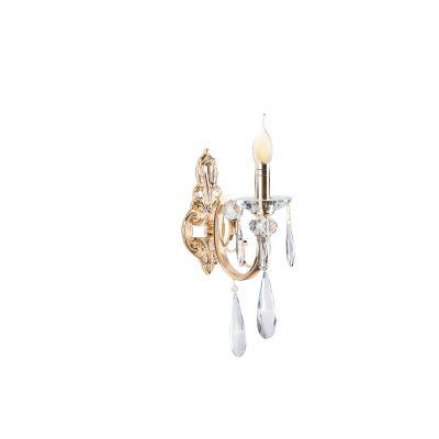 Бра Alvadonna Crystal 9489/1 Gold  Alvadonna