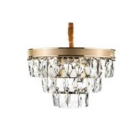 Люстра Alvadonna Crystal 78809/13D Gold