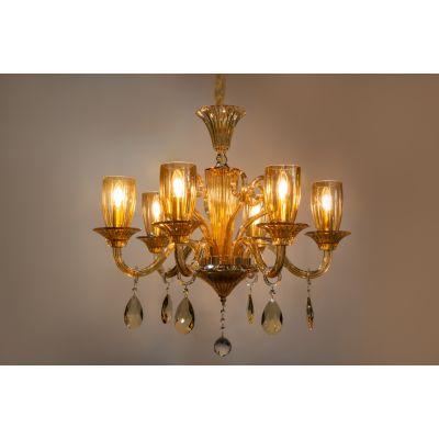 Люстра Alvadonna Classic 9691/6 Gold  Alvadonna