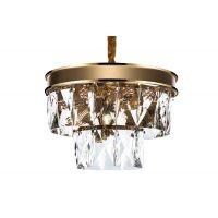 Люстра Alvadonna Crystal 78809/6D Gold