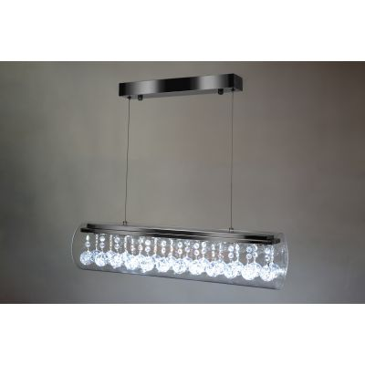 Светильник Alvadonna HIGT-TECH RD-208 LED Chrome  Alvadonna