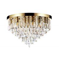 Люстра Alvadonna Crystal RD217 Gold D600