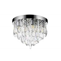 Люстра Alvadonna Crystal RD-210Chrome D350
