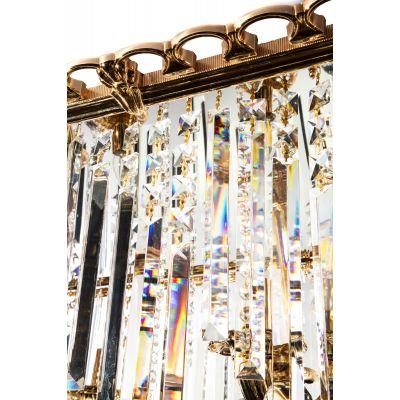 Люстра Alvadonna Crystal 1049 Gold  Alvadonna
