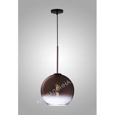 Светильник подвес Alvadonna 0511/Φ350 Зеркально-медный  Alvadonna