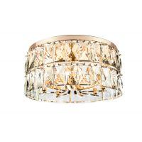 Люстра Alvadonna Crystal 78809/8X Gold