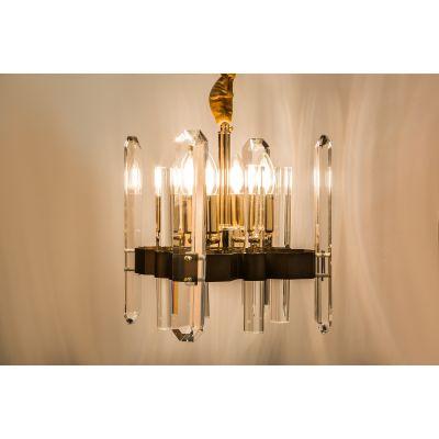 Люстра Alvadonna Crystal 78801/4 Gold  Alvadonna