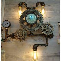Светильник настенный Alvadonna LOFT 8061/3 Bronze