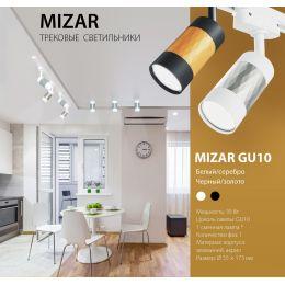 Новинки! Трековые однофазные светильники Elektrostandard Mizar MRL 1007.