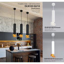 Новинки! Подвесные акцентные светильники Elektrostandard DLN103 GU10.