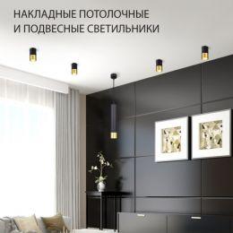 Новинки! Накладные потолочные и подвесные светильники Elektrostandard DLN106 и DLN107